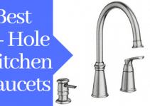 Best 4 Hole Kitchen Faucets